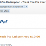 Just Got Paid By EmailCashPro